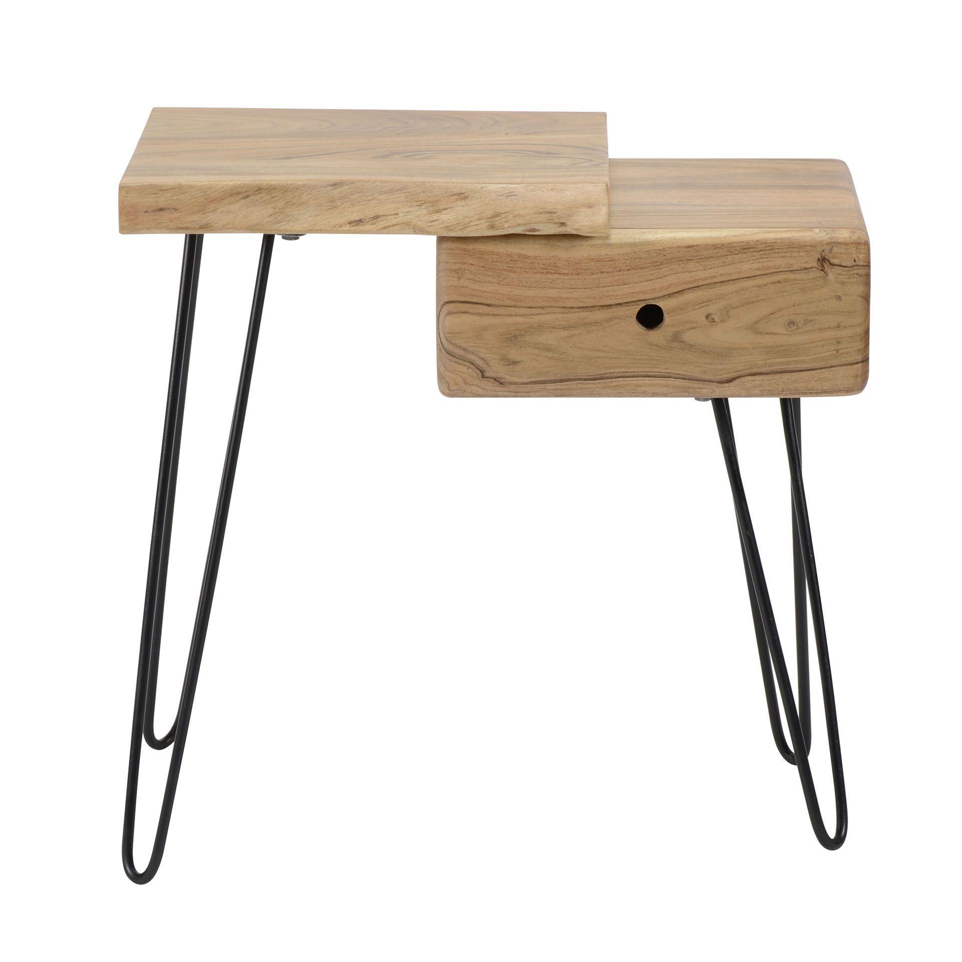 ahaus-ladenkast-nachtkastje-spiegelbeeld-accacia-hout-2