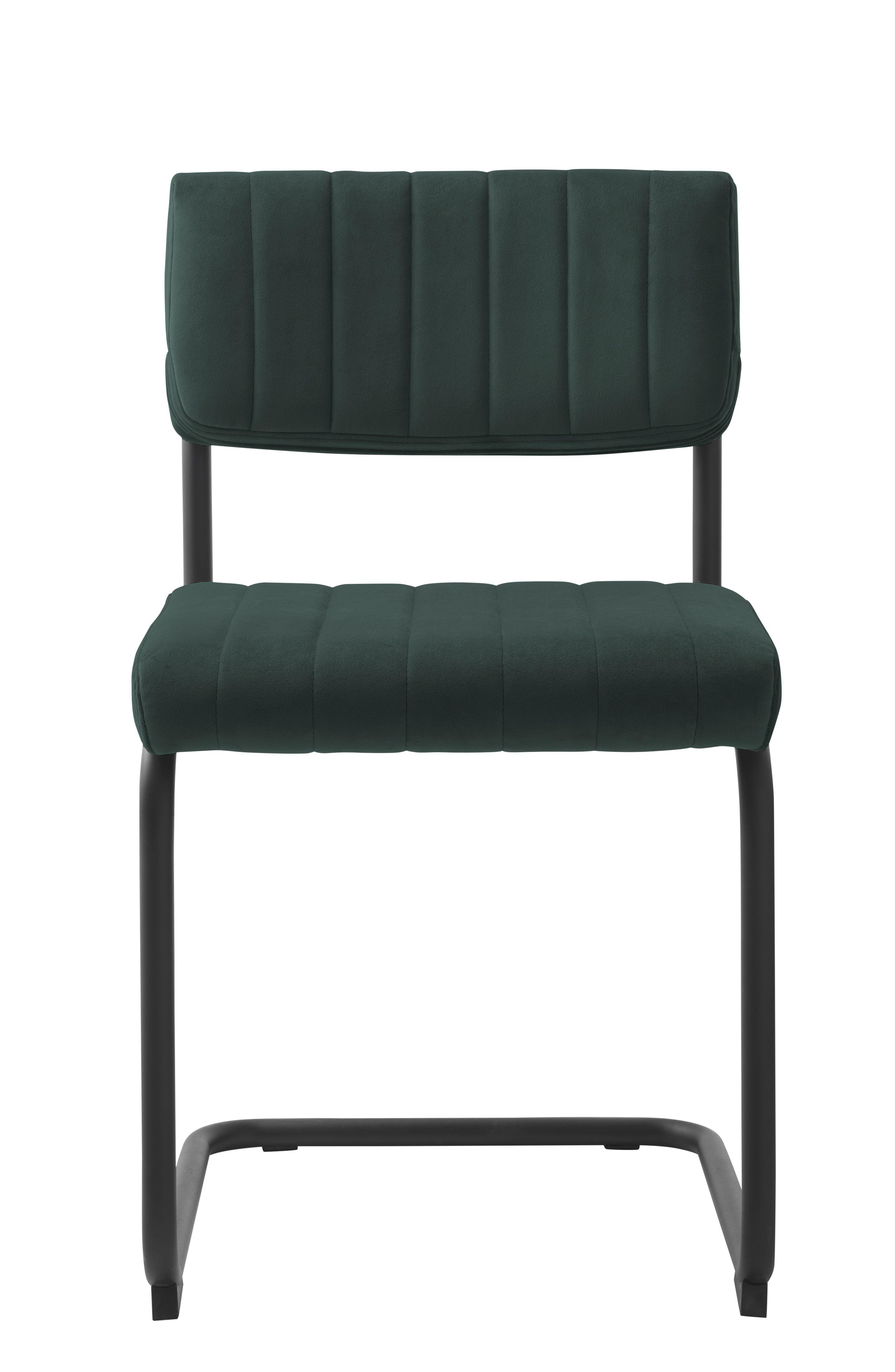 barney-groen-velvet-fluweel-stof-zwart-frame-operator-2