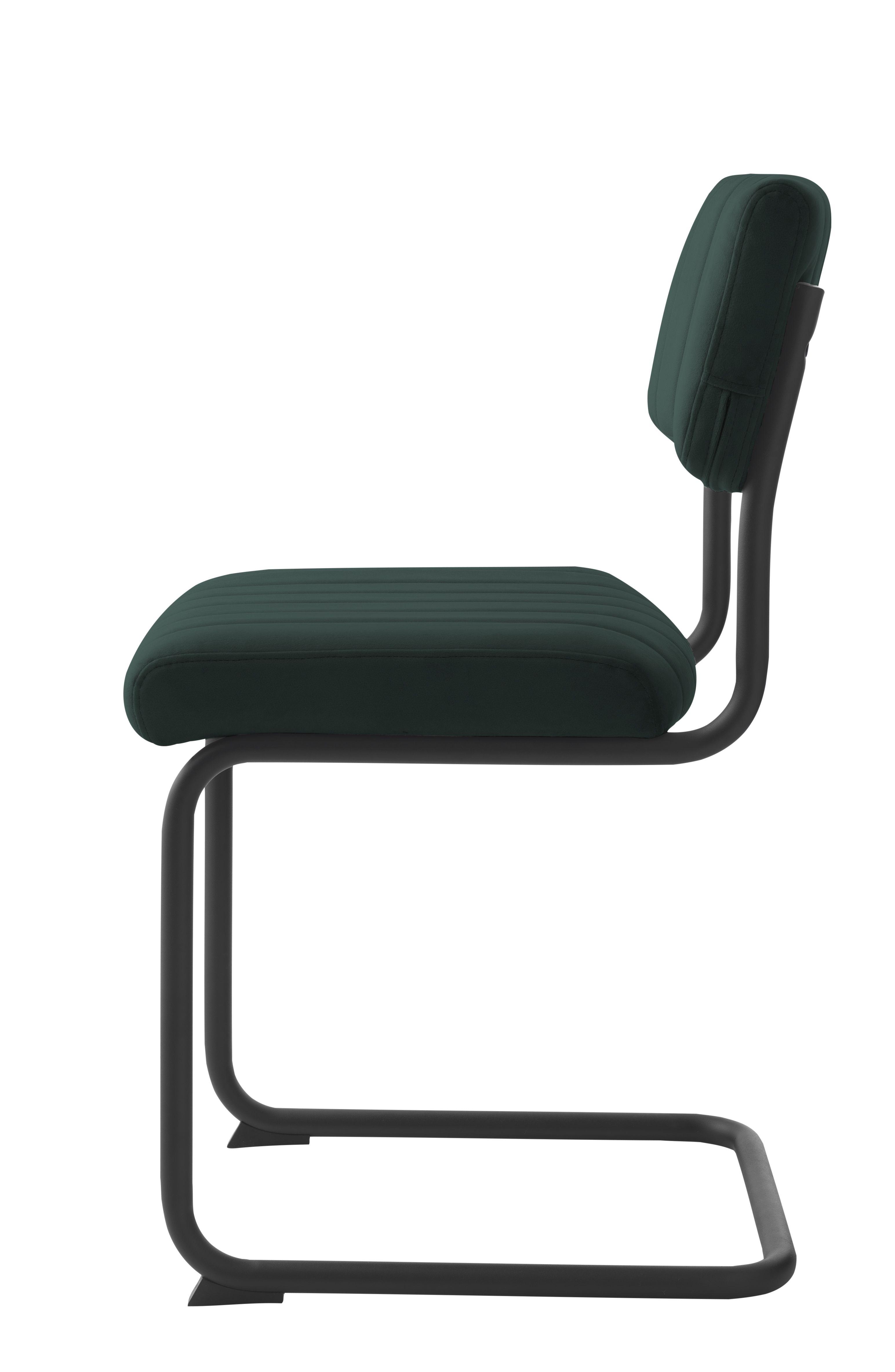 barney-groen-velvet-fluweel-stof-zwart-frame-operator-3