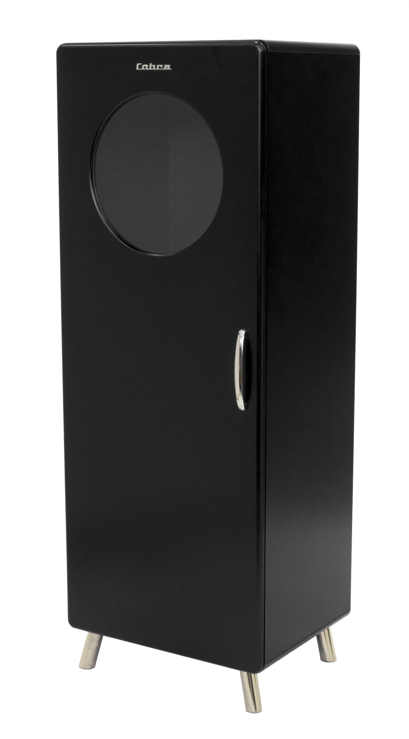 kirby-vitrine zwart