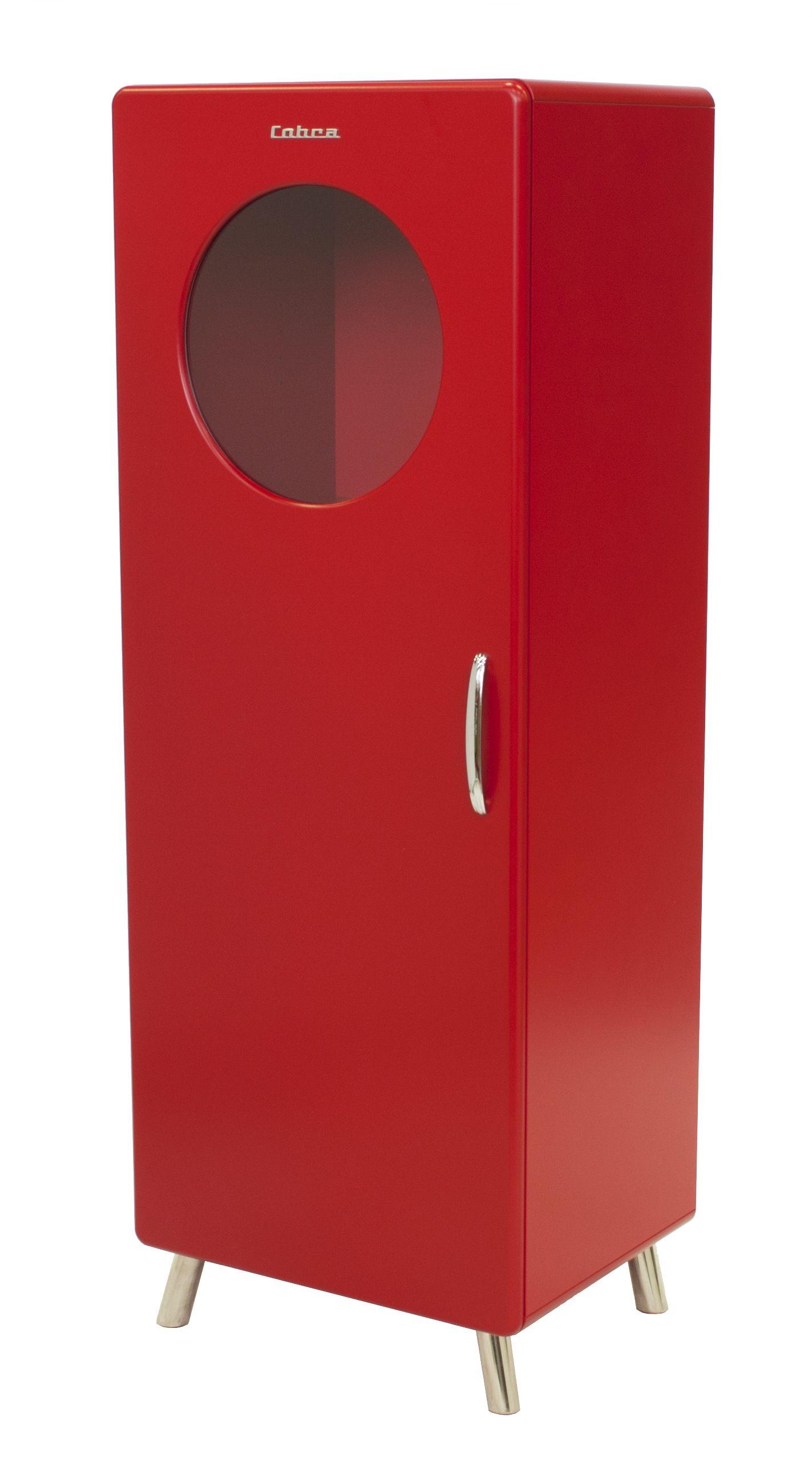 kirby-vitrine -rood