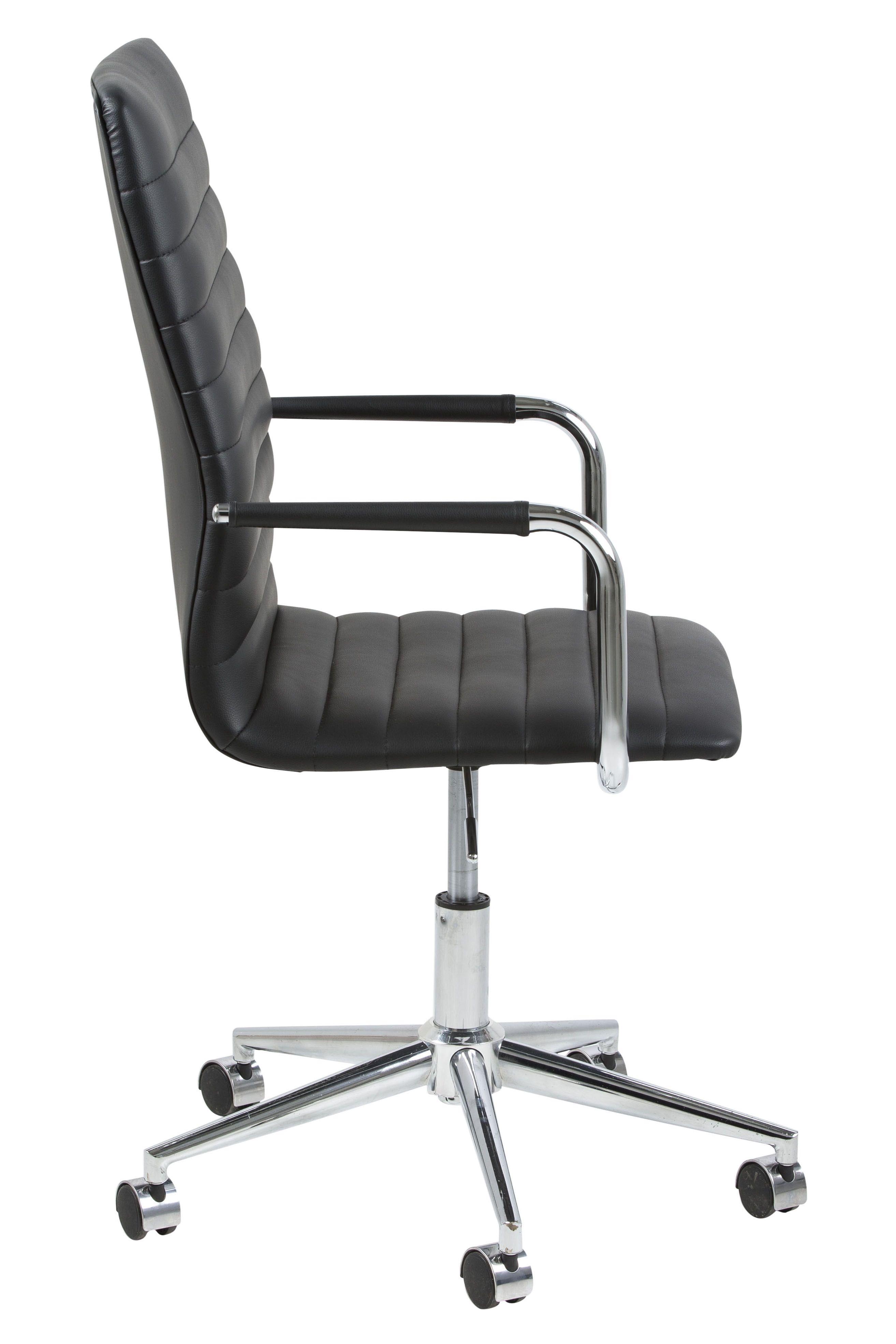 fandrup-bureaustoel-pu-zwart-2