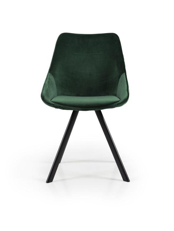 jursla-ritz-eetstoel-groen-velours-2