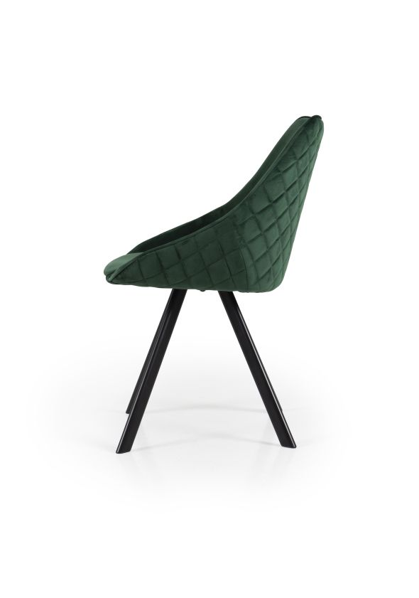 jursla-ritz-eetstoel-groen-velours-3