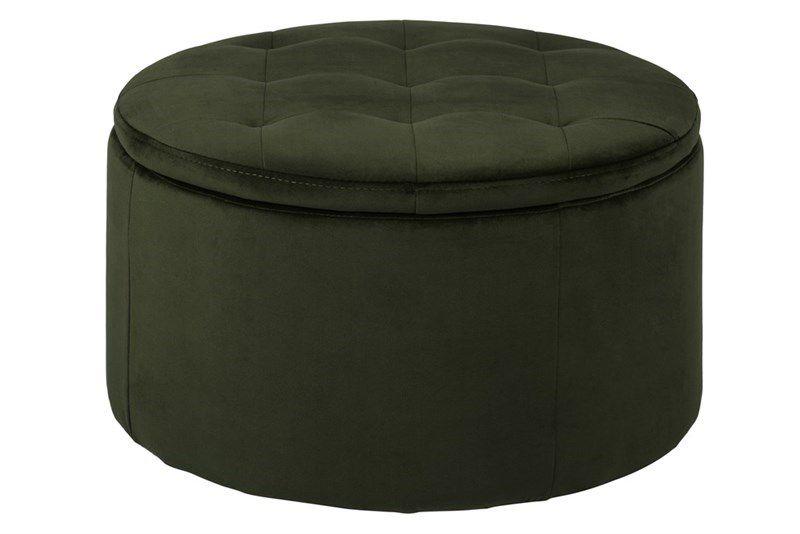 fures-hocker-pouffe-opbergruimte-deksel-velours-stof-groen-1