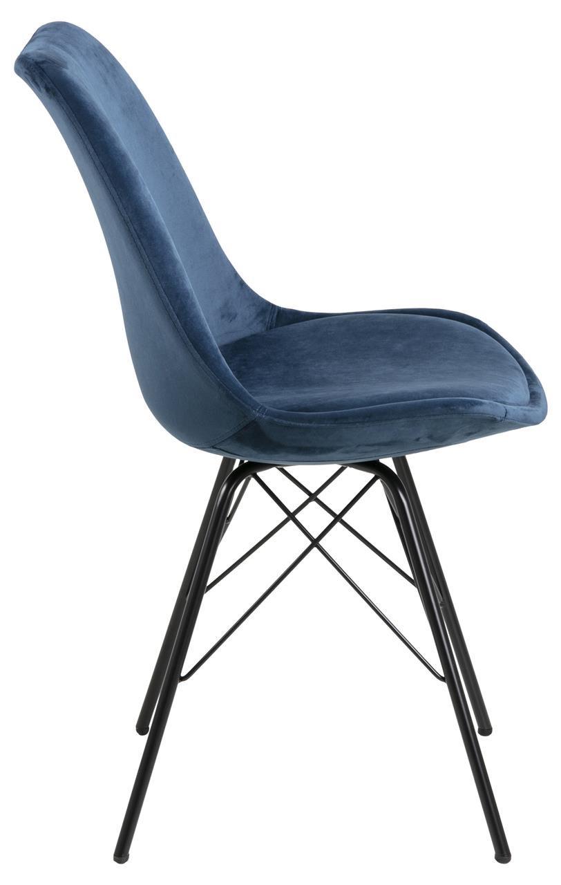 frostrup-blauw-velours-eetstoel-zwart-frame-3