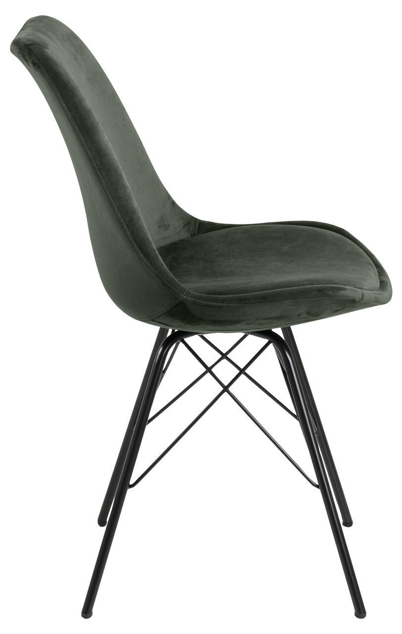 frostrup-groen-velours-eetstoel-zwart-frame-2