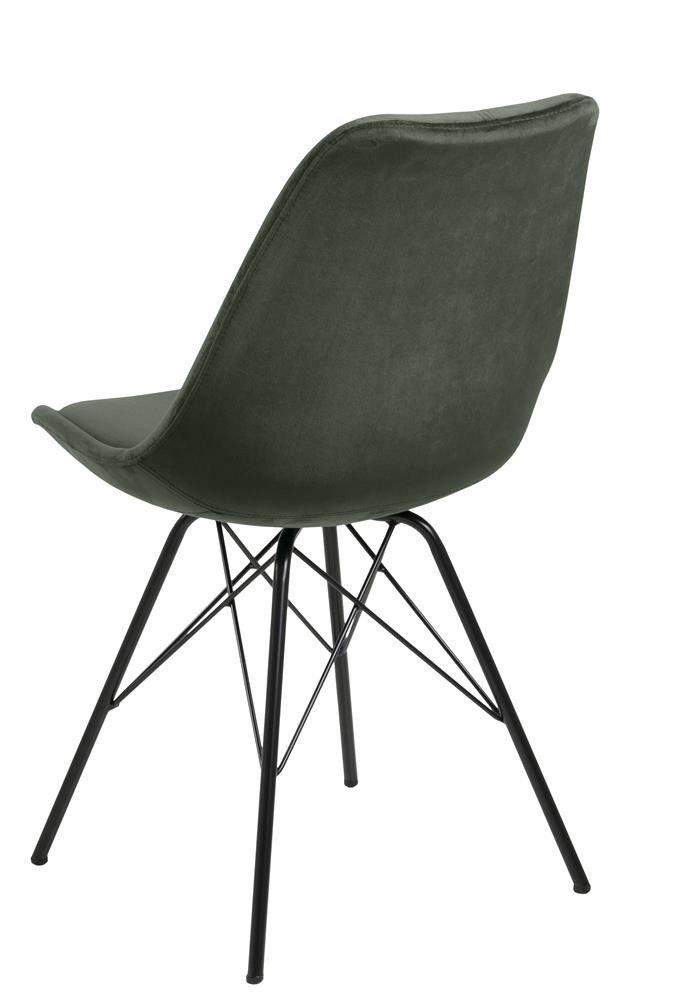 frostrup-groen-velours-eetstoel-zwart-frame-3