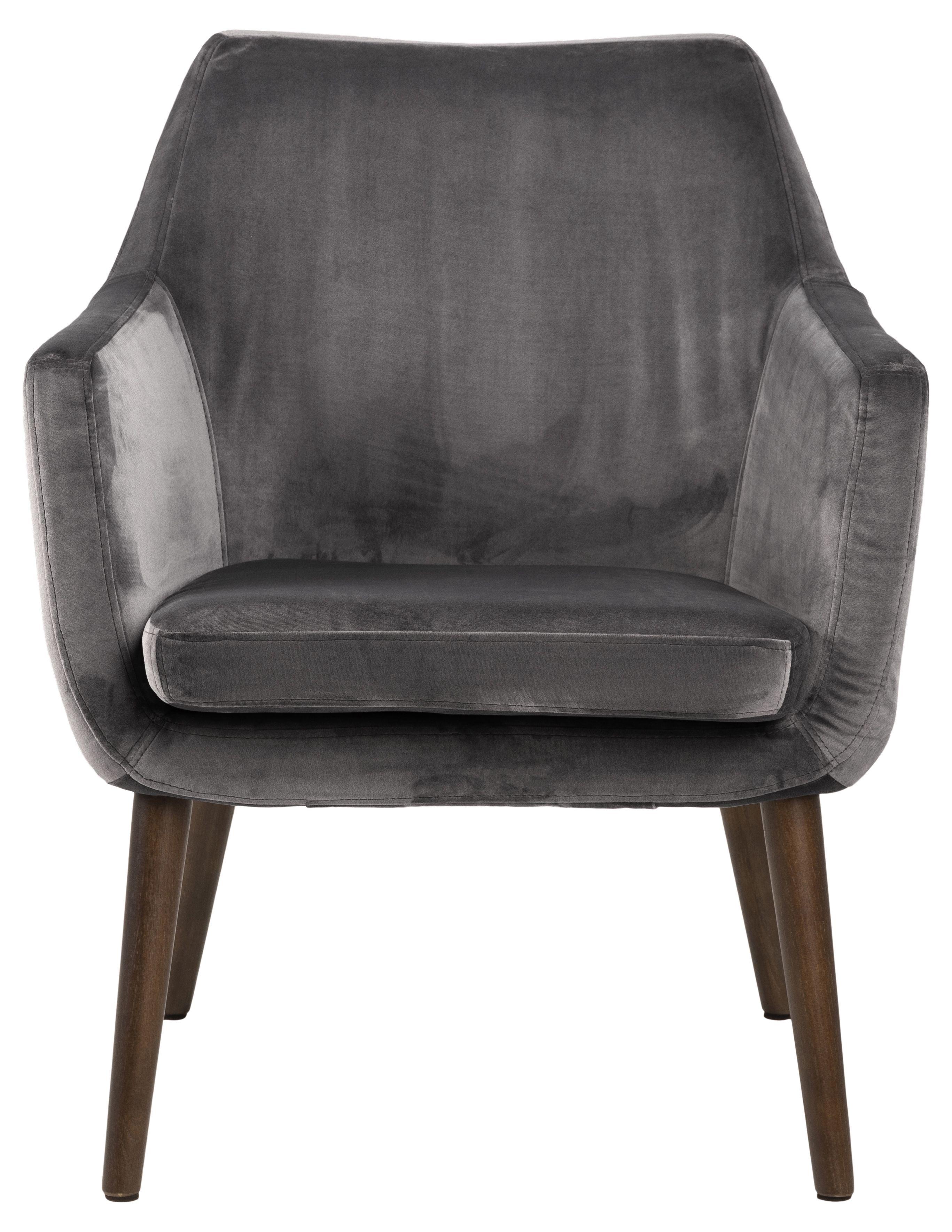 nora-fauteuil-houten-poten-grijs-velours-stof-1