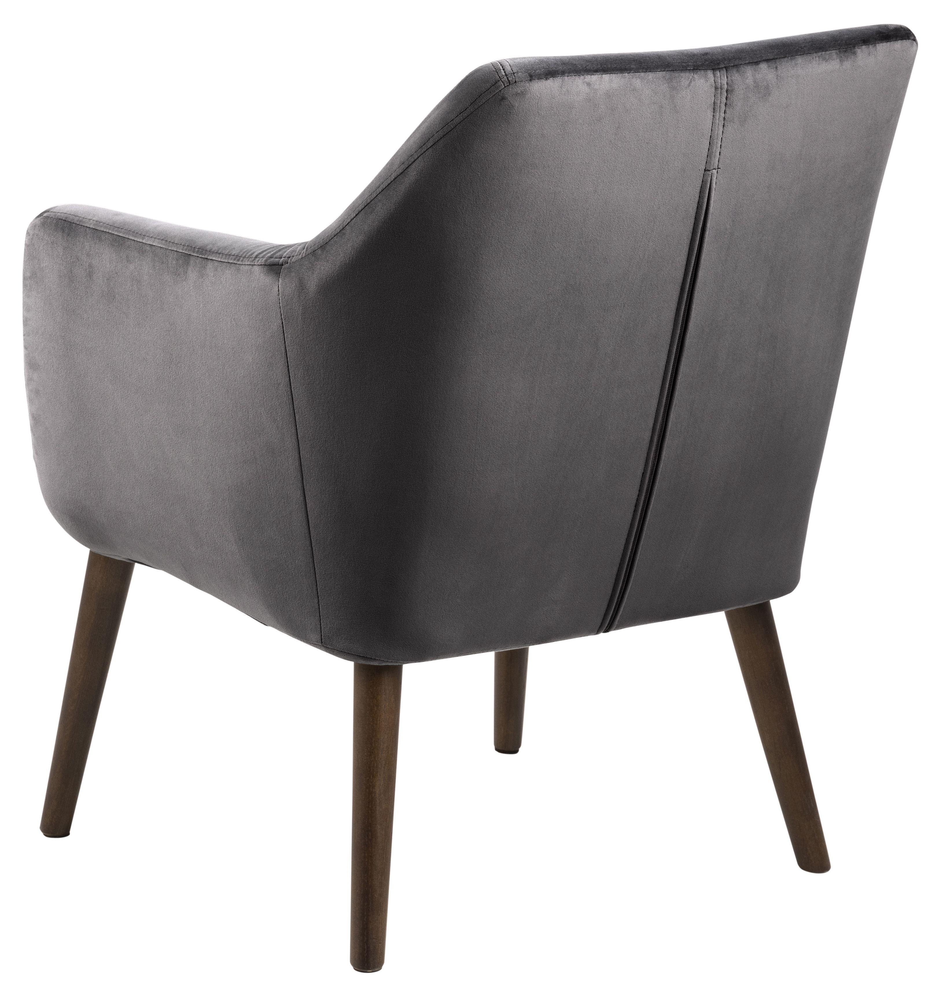 nora-fauteuil-houten-poten-grijs-velours-stof-4