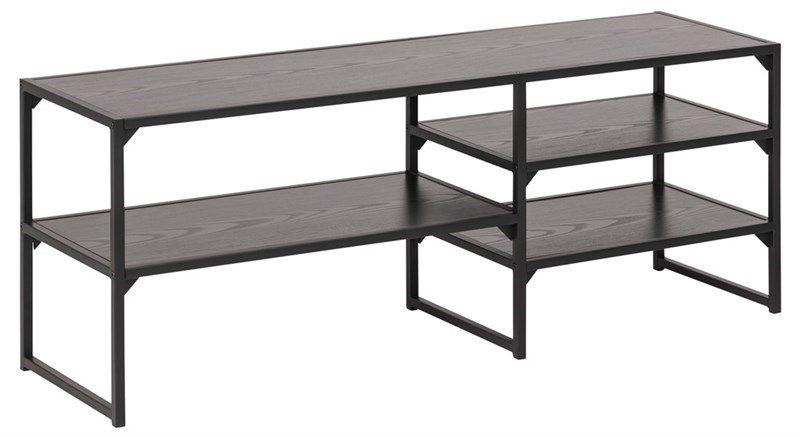 sabro-tv-meubel-zwart-eiken-zwart-frame-1
