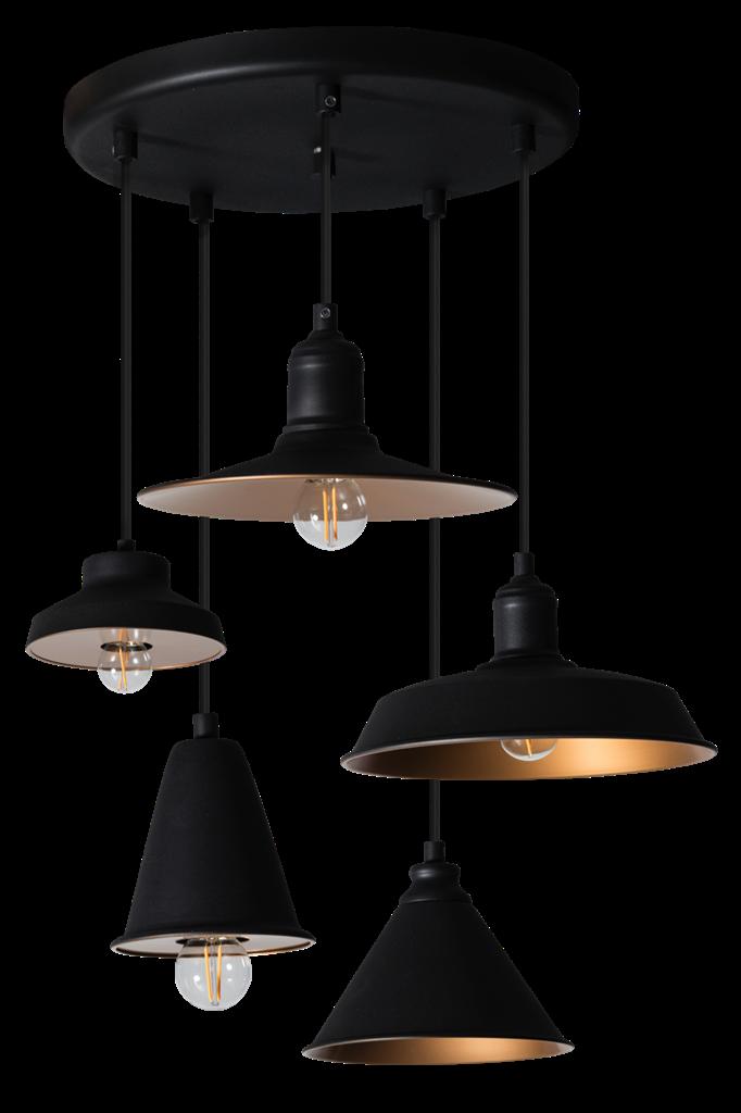 midnight-hanglamp-expo-trading-zwart-5-kappen-1