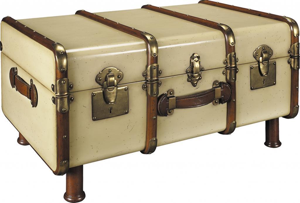 Stateroom koffer tisch mf040 authentic models kaufen for Tisch koffer design