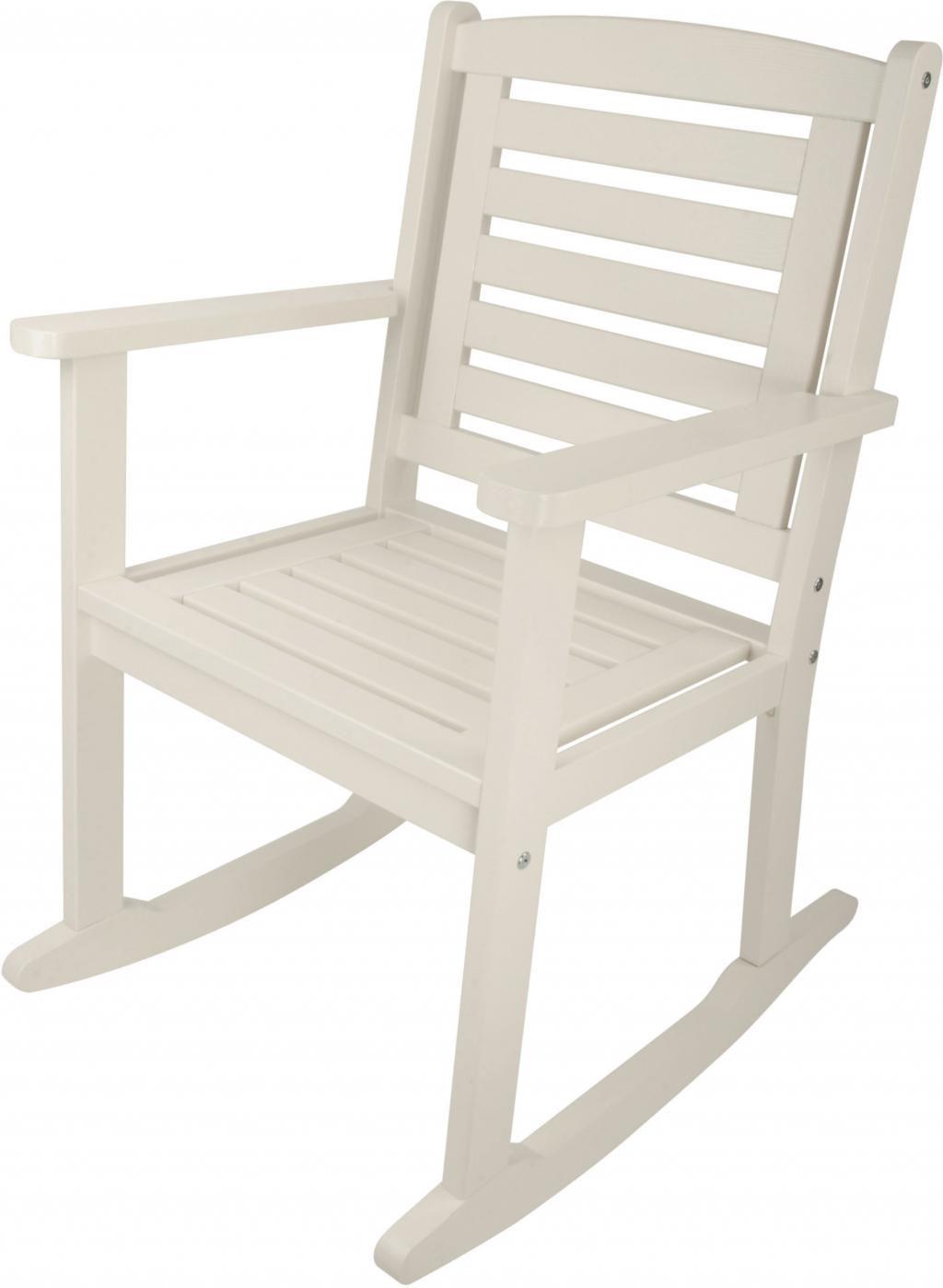 schaukelstuhl wei kiefernholz esschert design kaufen wohn und. Black Bedroom Furniture Sets. Home Design Ideas