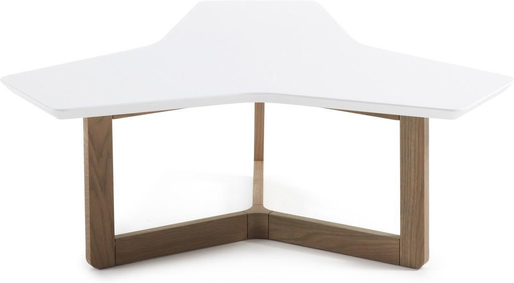 couchtisch treffles wei grau eiche 94 la forma kaufen wohn und. Black Bedroom Furniture Sets. Home Design Ideas