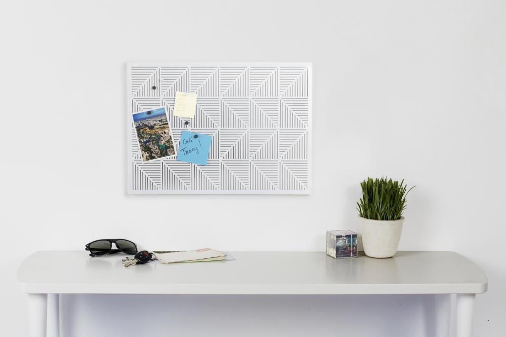 pinnwand trigon wei umbra sale kaufen wohn und lifestylewebshop. Black Bedroom Furniture Sets. Home Design Ideas