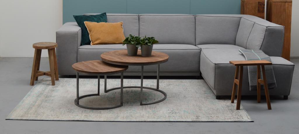 teppich maddy gr n 170 240cm orientalisches muster brix kaufen wohn. Black Bedroom Furniture Sets. Home Design Ideas