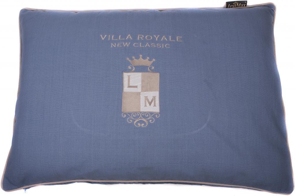 kissenbezug new classic 100 x 70 cm blau lex max kaufen wohn und. Black Bedroom Furniture Sets. Home Design Ideas