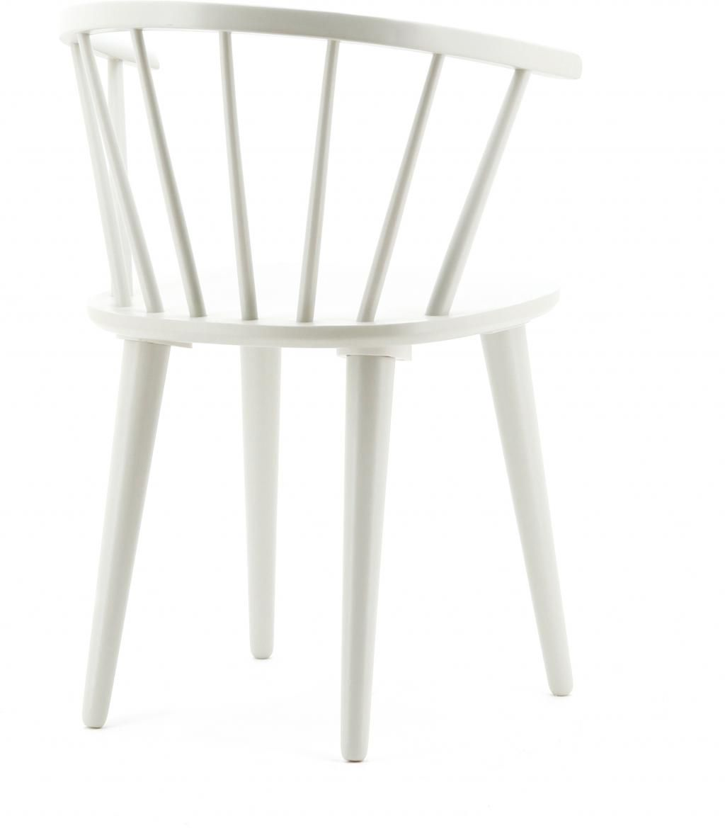 Stuhl splendid skandinavisch wei by boo kaufen wohn und - Stuhl skandinavisch ...