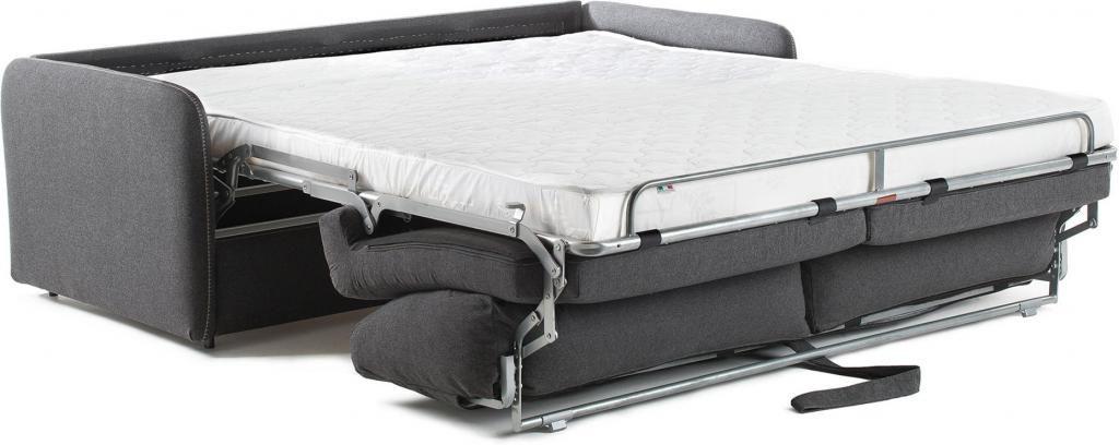 schlafcouch komoon 140 polyurethan matratze anthrazit la forma kaufen. Black Bedroom Furniture Sets. Home Design Ideas
