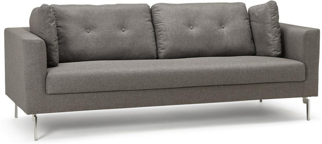 couch abba dunkelgrau textil kokoon design kaufen wohn und. Black Bedroom Furniture Sets. Home Design Ideas