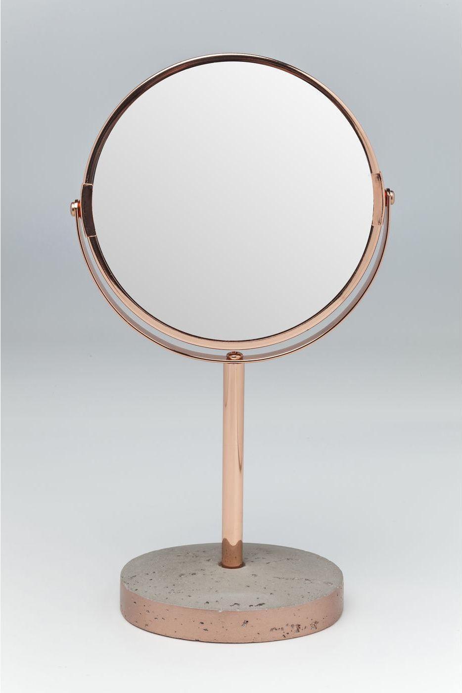 Tafelspiegel concrete koper kare design for Koper design