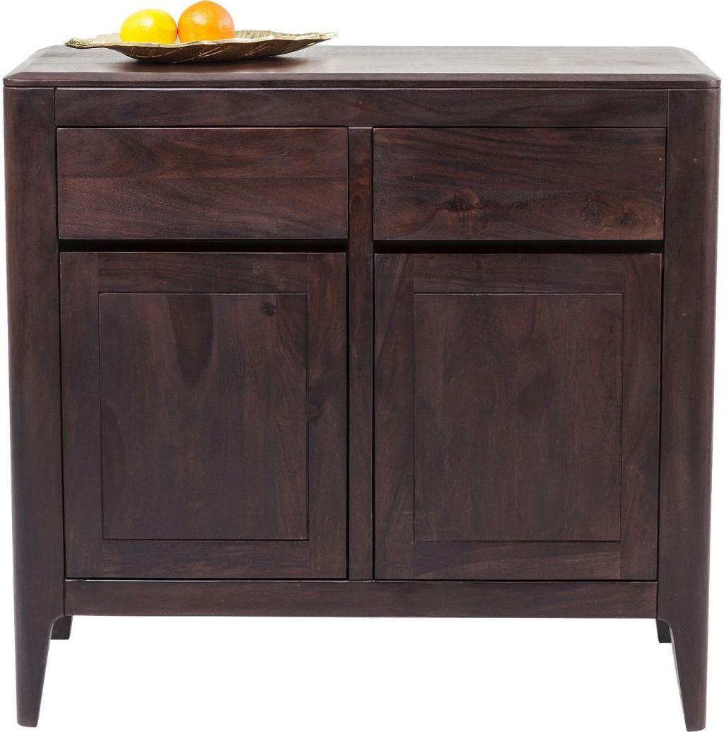 brooklyn walnut kommode kare design kaufen wohn und lifestylewebshop. Black Bedroom Furniture Sets. Home Design Ideas