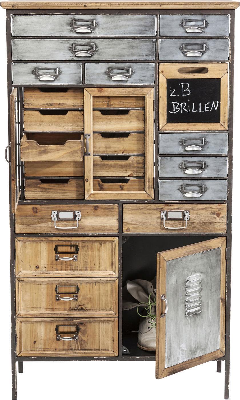 kommode art factory kare design kaufen wohn und lifestylewebshop. Black Bedroom Furniture Sets. Home Design Ideas