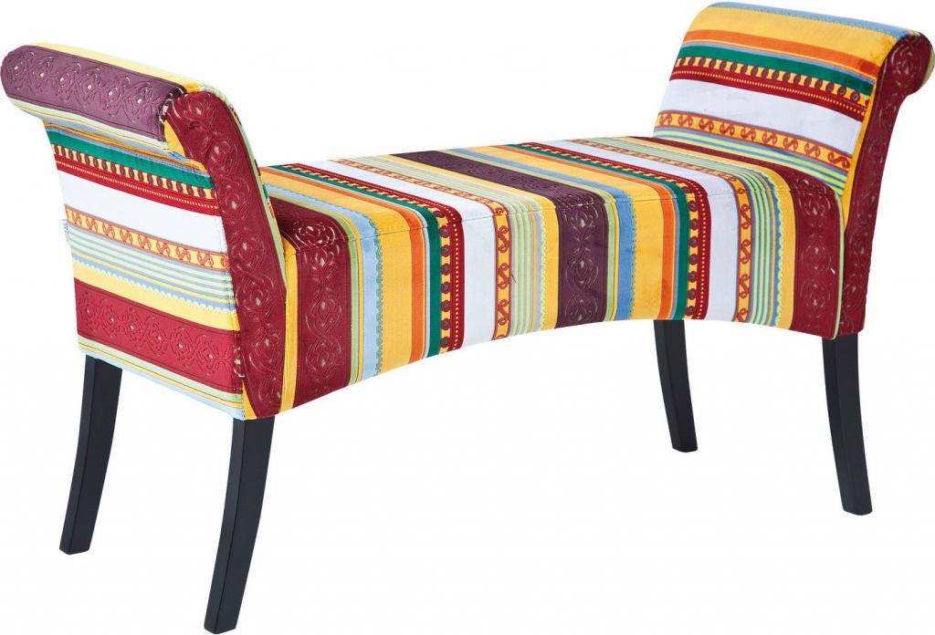 bank motley very british 61x110x40 cm kare design kaufen wohn und. Black Bedroom Furniture Sets. Home Design Ideas