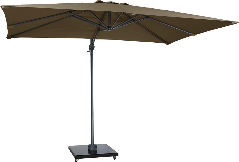 parasol falcon t1 3x2 taupe platinum. Black Bedroom Furniture Sets. Home Design Ideas