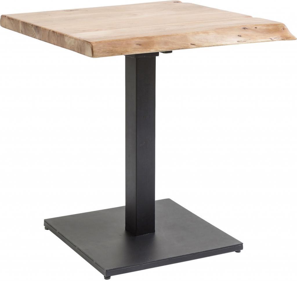 tisch pure nature akazienholz kare design kaufen wohn und lifestylewebshop. Black Bedroom Furniture Sets. Home Design Ideas