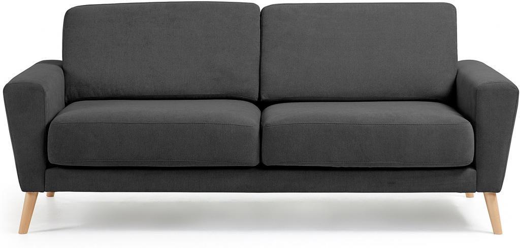 couch guy 3 sitzer dunkelgrau la forma kaufen wohn und lifestylewebshop. Black Bedroom Furniture Sets. Home Design Ideas