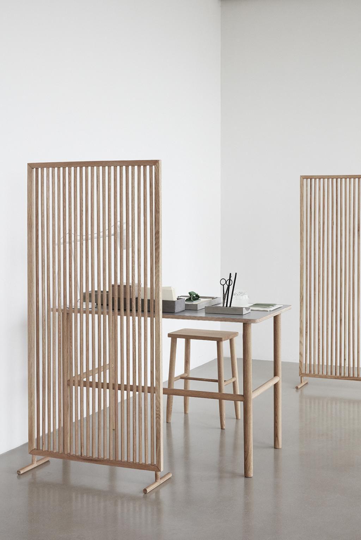 barhocker eiche ohne kissen naturell h52 cm hubsch kaufen wohn und. Black Bedroom Furniture Sets. Home Design Ideas