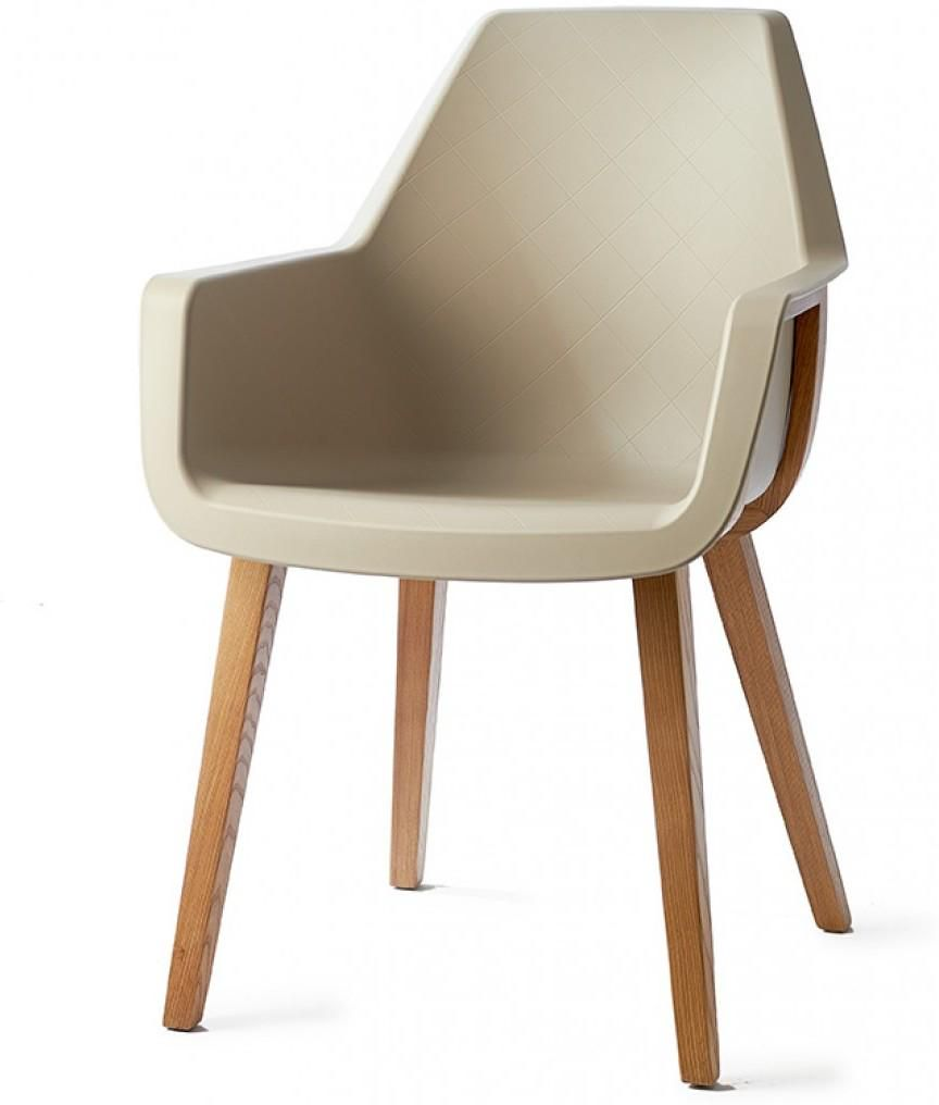 eetkamerstoel amsterdam city taupe met arm rivi ra maison. Black Bedroom Furniture Sets. Home Design Ideas