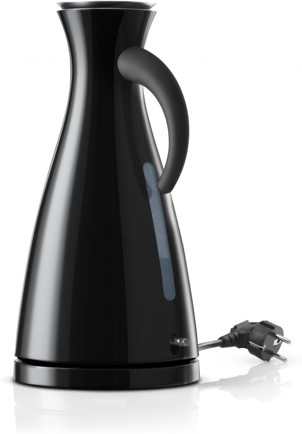 wasserkocher electric kettle 1 5 lt schwarz eva solo kaufen wohn und. Black Bedroom Furniture Sets. Home Design Ideas