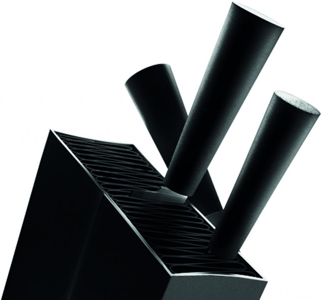 messerblock schr g schwarz eva solo kaufen wohn und lifestylewebshop. Black Bedroom Furniture Sets. Home Design Ideas