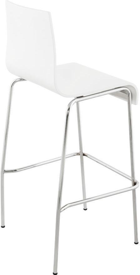barhocker cobe wei holz kokoon design sale kaufen wohn und. Black Bedroom Furniture Sets. Home Design Ideas