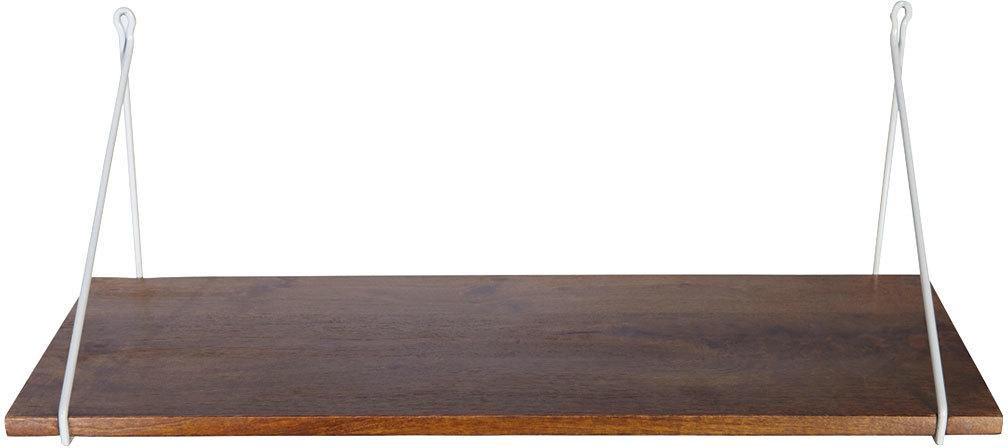 wandregal grau 24x70 cm house doctor kaufen wohn und lifestylewebshop. Black Bedroom Furniture Sets. Home Design Ideas