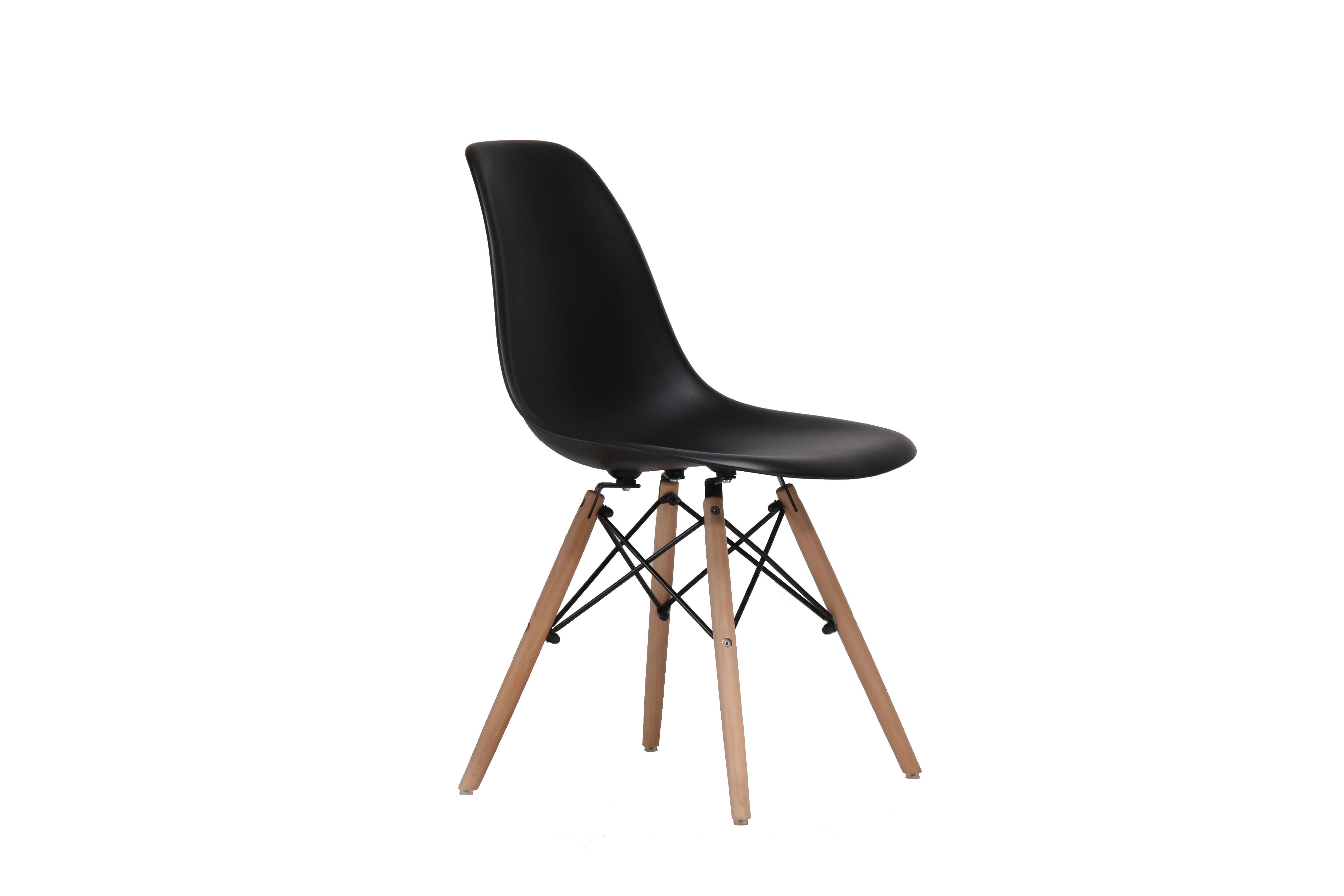 Stoel Vejle - Zwart - LiL Design