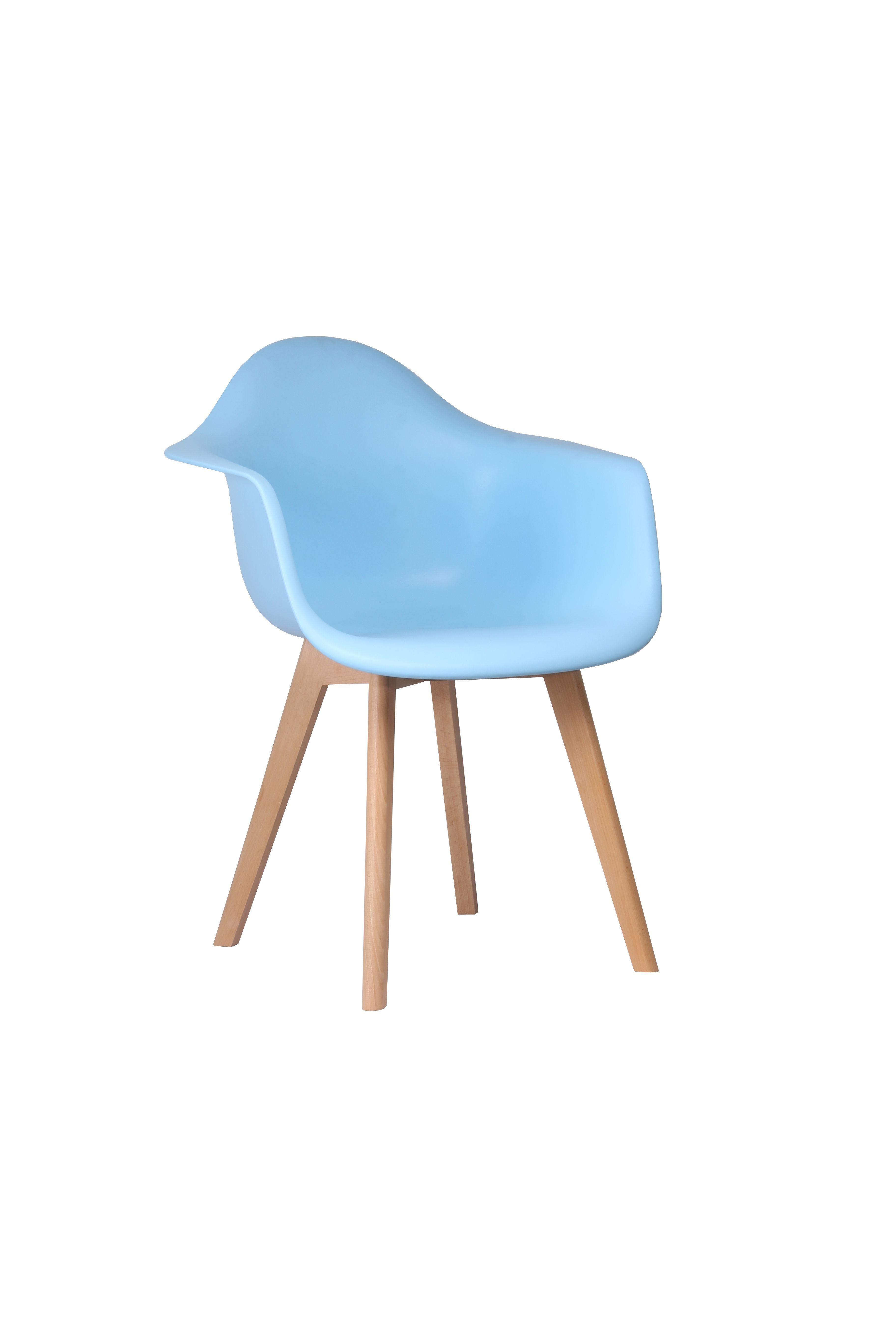 Stoel Egedal - Blauw - Ulve