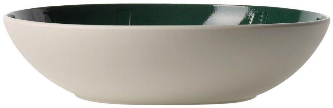 Villeroy Boch Its my Match schaal 26cm Green Leaf