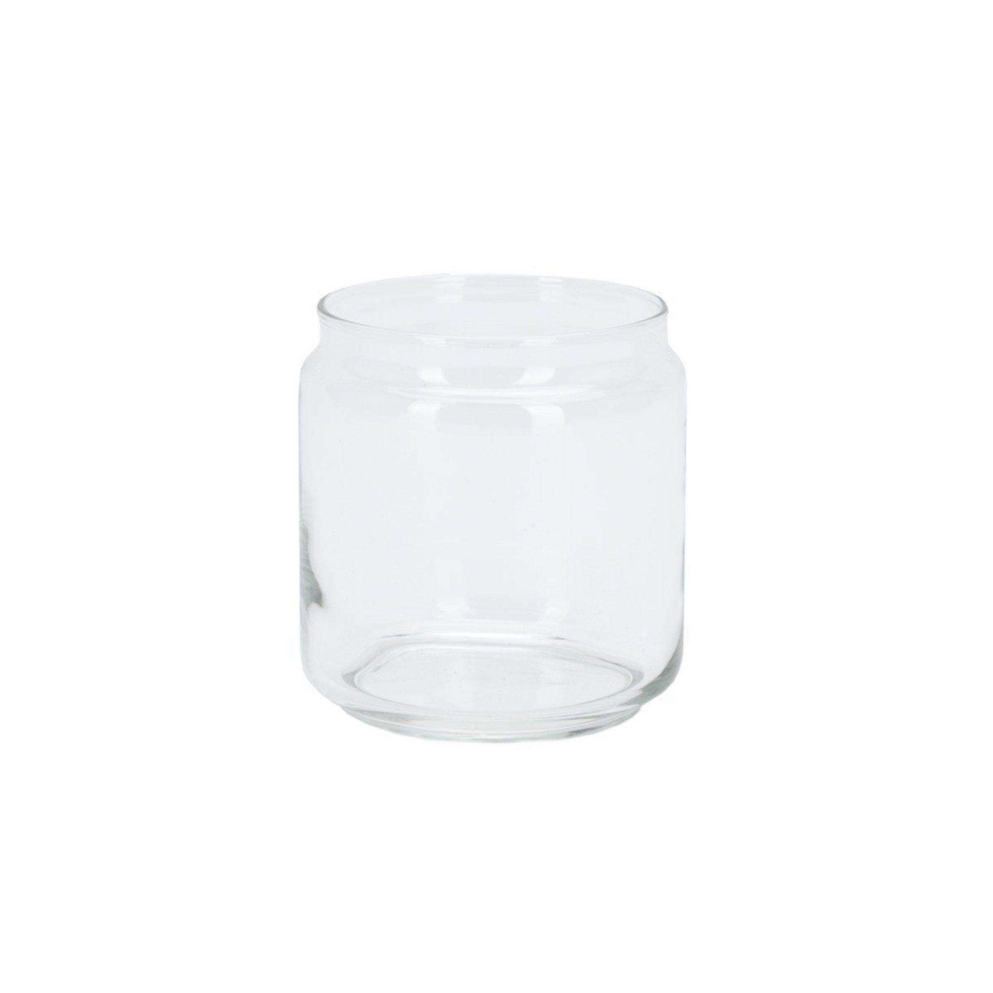 Alessi glas voor voorraadpot AMDR04, LC08