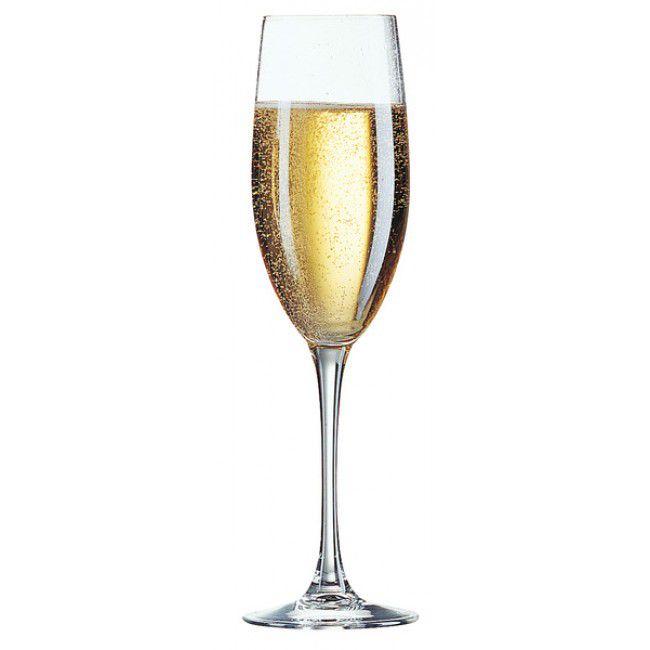 Chef & Sommelier Champagne Flute Cabernet 24 cl