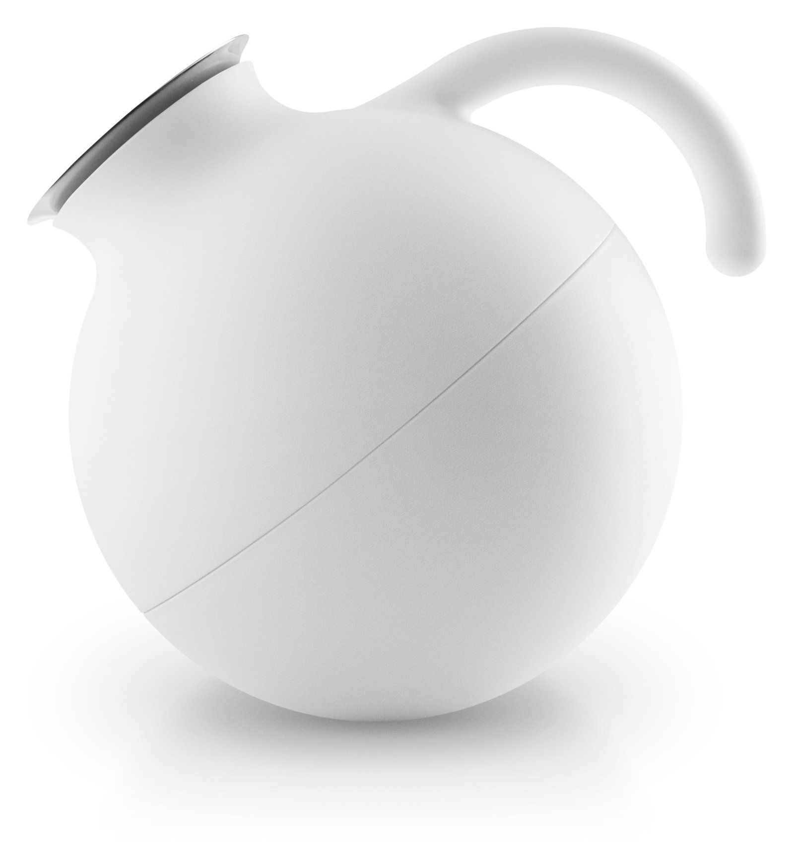 Eva Solo Globe thermoskan 1 liter - wit