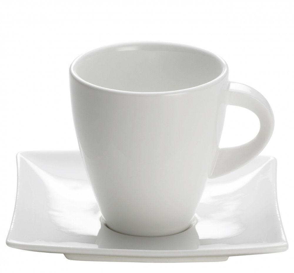 Maxwell & Williams Koffiekop Met Schotel East Meets West 20 cl