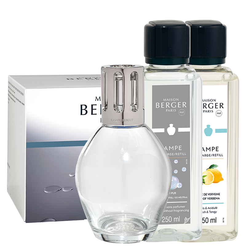 NIEUWLampe Berger Giftset Essentielle Ovale