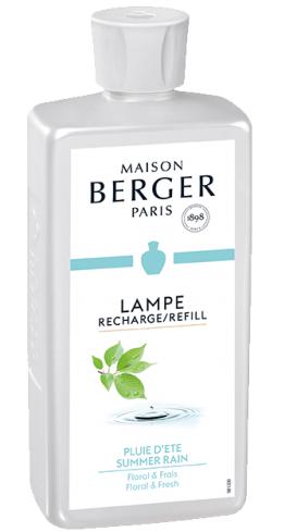 Lampe Berger navulling Summer Rain 500 ml