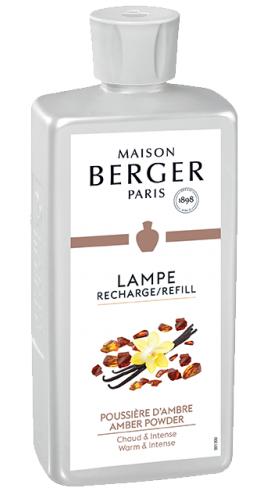 Lampe Berger navulling Amber Powder 500 ml