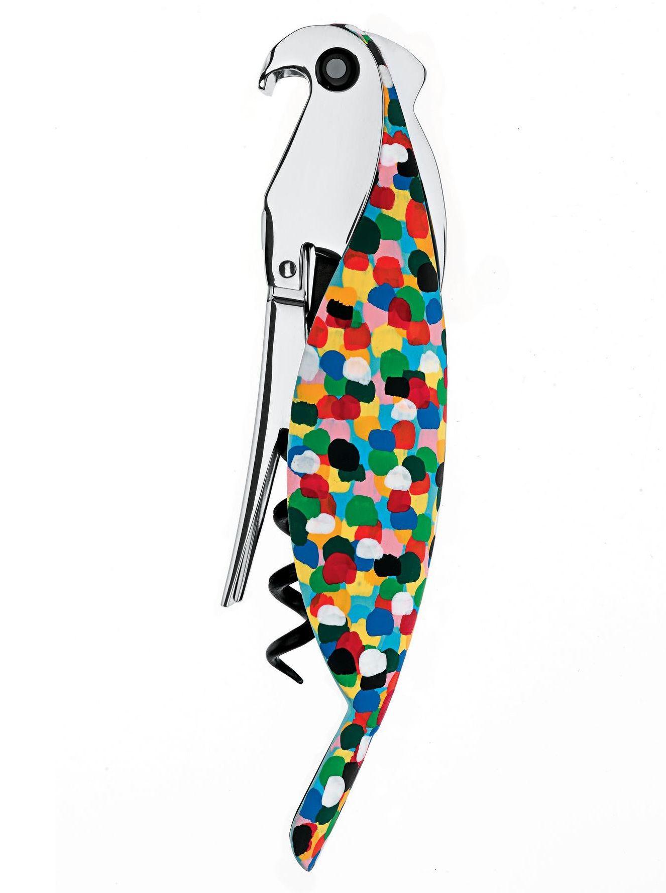 Alessi Kurkentrekker Parrot