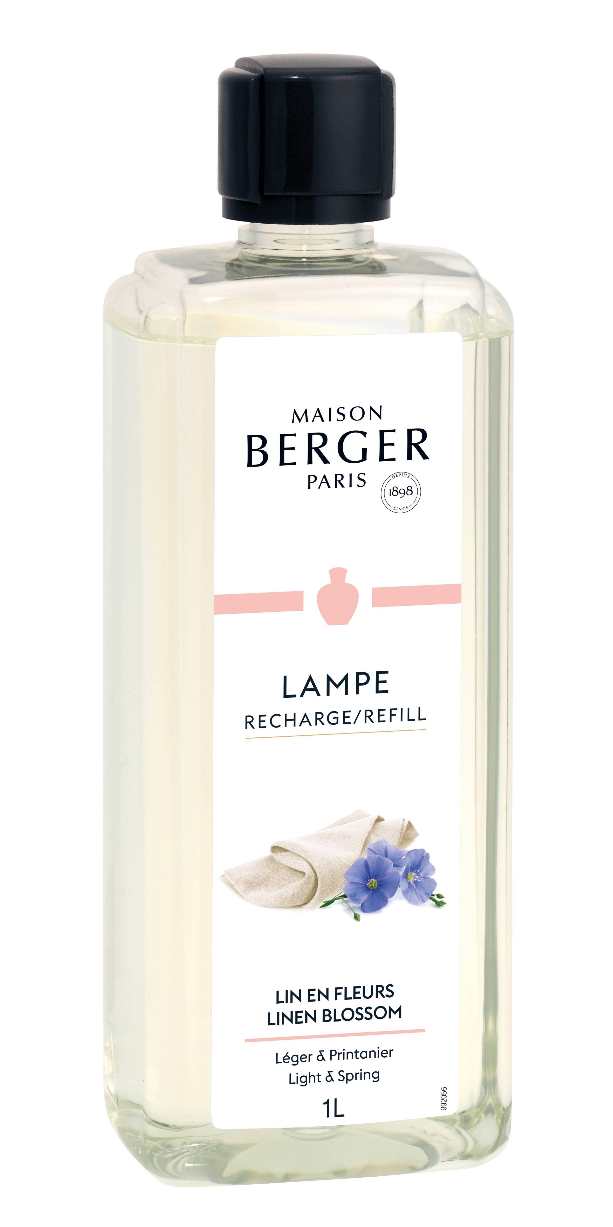 lampe-berger-navulling-1liter-linen-blossom